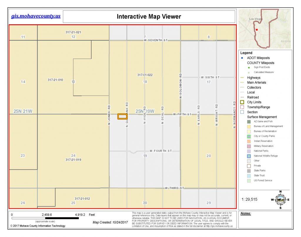 Assessors map lot 7