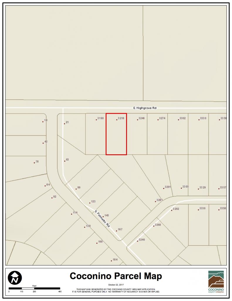 Lot 286 Williams AZ Parcel