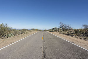 Tucson AZ LandSIERRITA_MOUNTAIN_RD_FACING_NORTH15