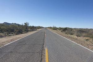 Tucson AZ LandSIERRITA_MOUNTAIN_RD_FACING_SOUTH16