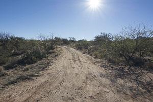 Tucson AZ LandTURNING_ONTO_SANTA_CATALINA_ROAD17