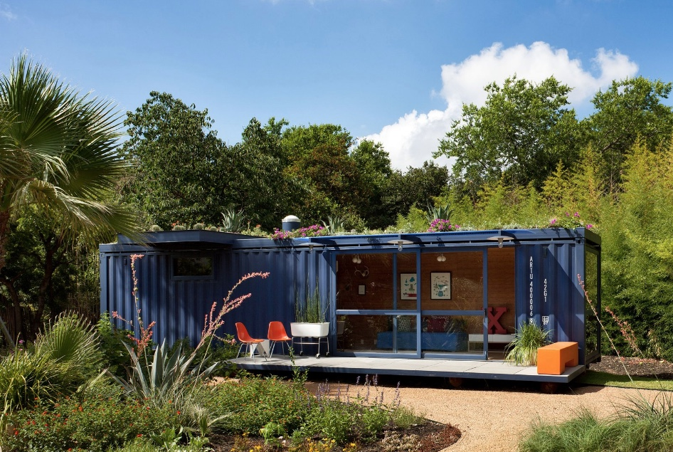Build A Shipping Container Home on Arizona Raw Land