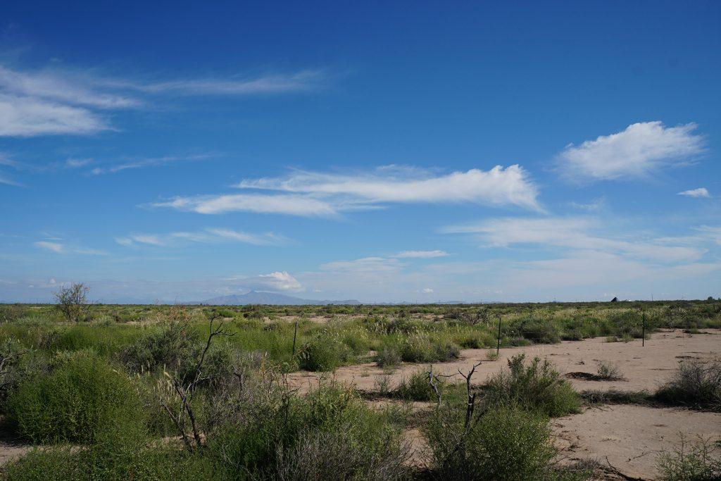 Good terrain view- Lot S of El Bordo Rd facing N-NE